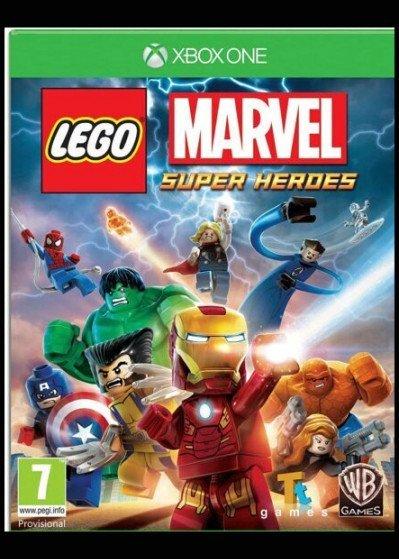 Lego Marvel : Superheroes 2