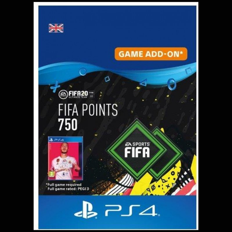 FIFA 20 ULTIMATE TEAM - 750 POINTS UK