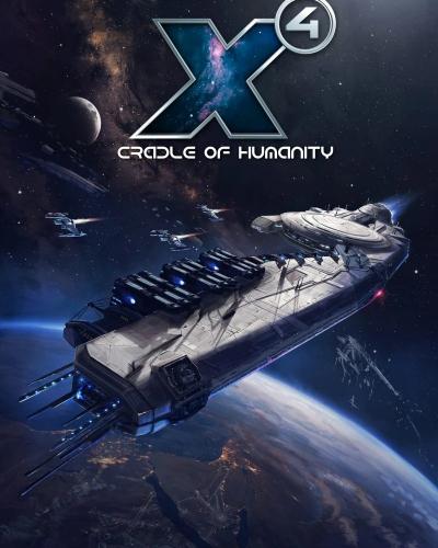 X4: Cradle of Humanity – DLC